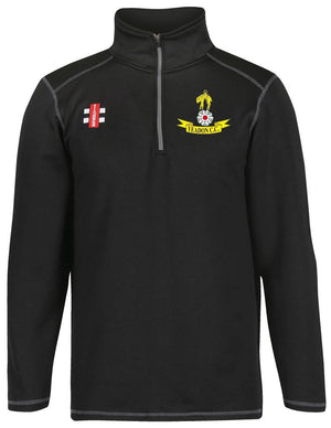 Yeadon C.C. Senior Storm 1/4 Zip Fleece
