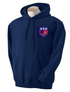 North Leeds CC Junior Hooded Top