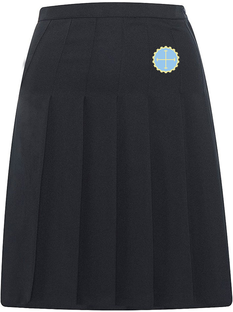 New Guiseley School Girls Skirt