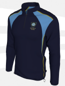 New Guiseley Boys PE 1/4 Zip Midlayer