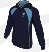 New Guiseley Girls Hooded PE Top