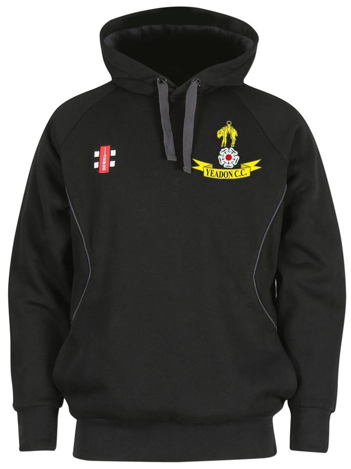 Yeadon C.C. Gray Nicolls Senior Hooded Top