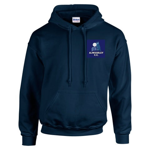Junior Alwoodley Hooded Top