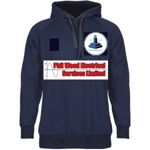 Dunnington Junior Hooded Top Senior Sizes