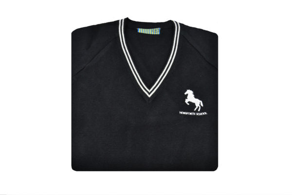 Horsforth High School Sweater with Logo