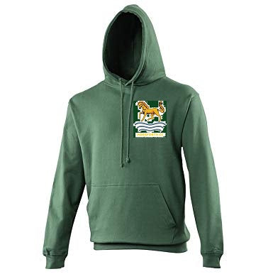 Horsforth CC Juniors Hooded Top