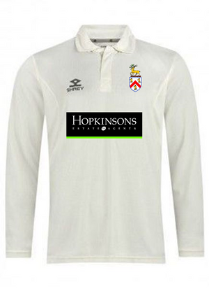 Beckwithshaw C.C. L/S Performance Playing Shirt