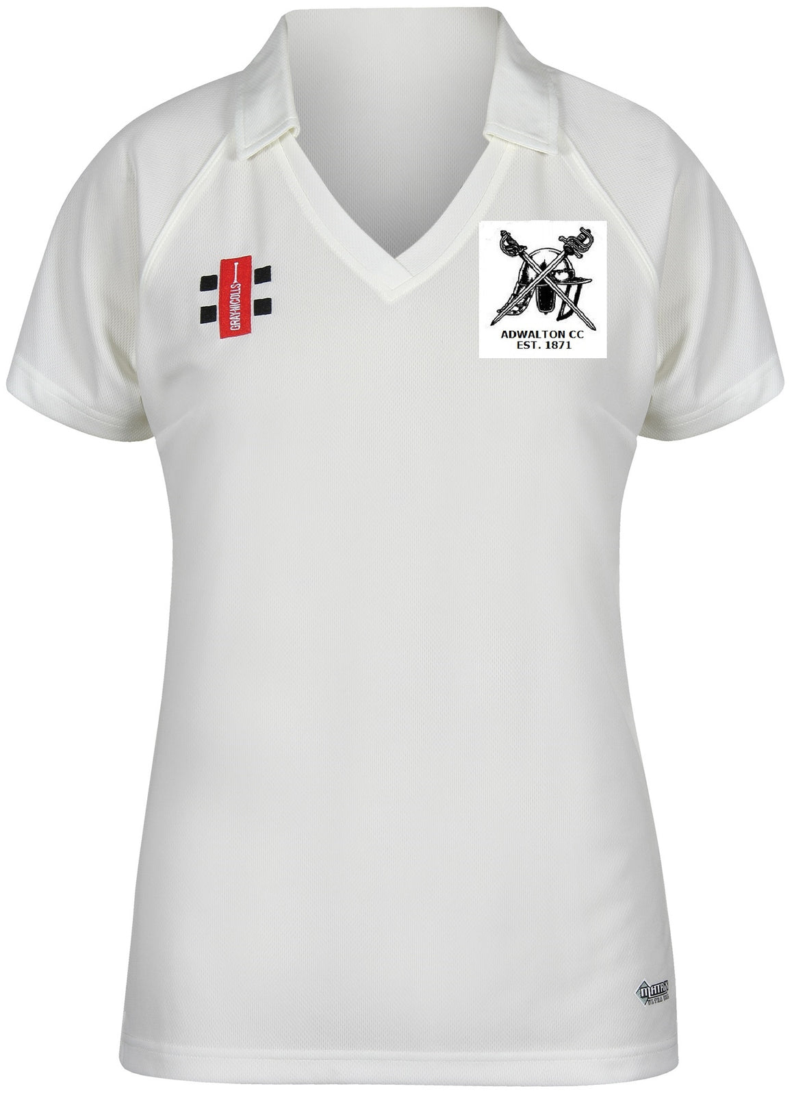 Adwalton CC Ladies Playing Shirt