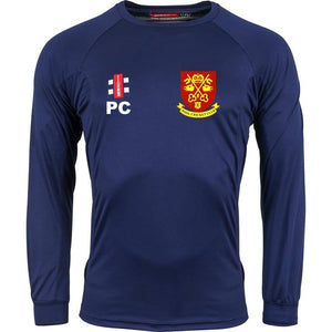 Pool C.C. Matrix Long Sleeved Training T-Shirt