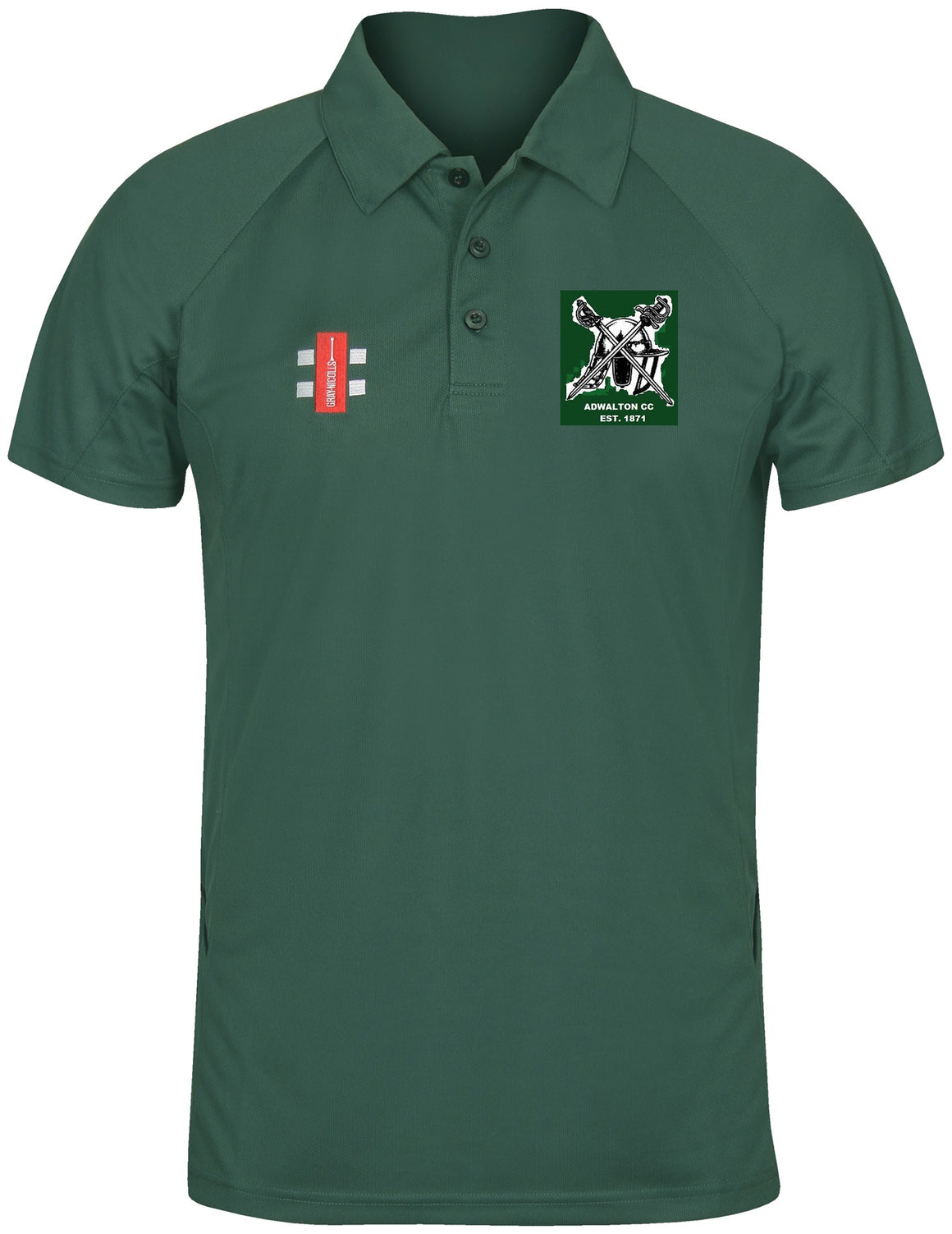 Adwalton CC Polo Shirt