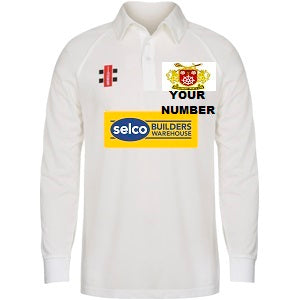 Osbaldwick CC Long Sleeve Playing Shirt