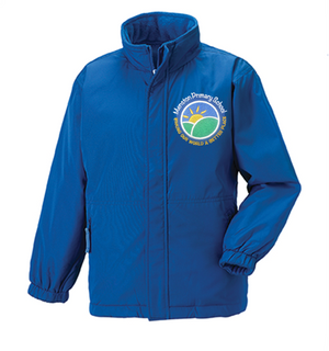 Menston Primary School Full Zip Fleece