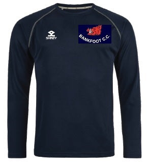 Bankfoot L/S Training Shirt