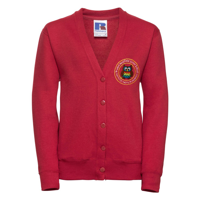 Yeadon Westfield Junior School Cardigan