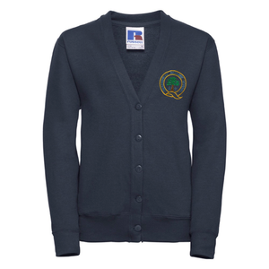 Queensway Primary School Cardigan with Logo