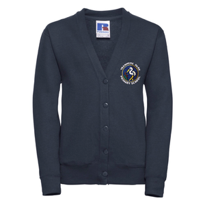 Tranmere Park Primary Cardigan with Logo