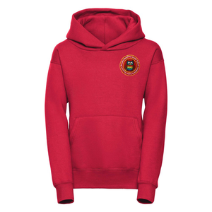 Yeadon Westfield Junior School PE Hooded Top with Logo