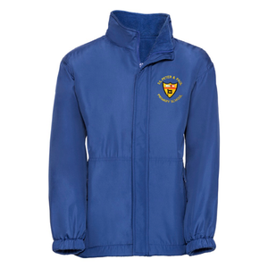 SS Peter & Paul RC Primary Reversible Fleece with Logo
