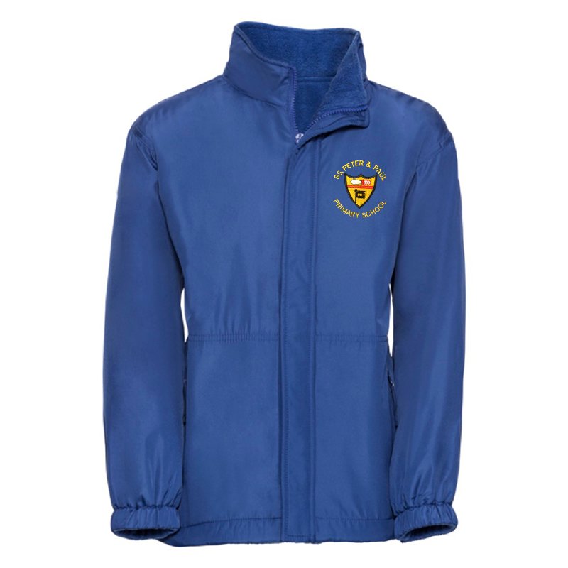 SS Peter & Paul Primary Reversible Fleece