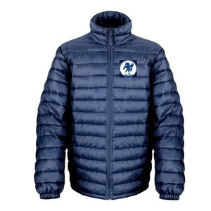 Leeds Hockey Ice Bird Padded Mens Jacket