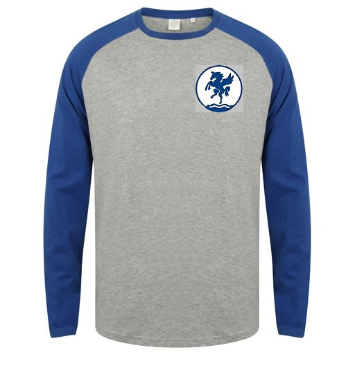 Leeds Hockey Ladies Baseball Tee