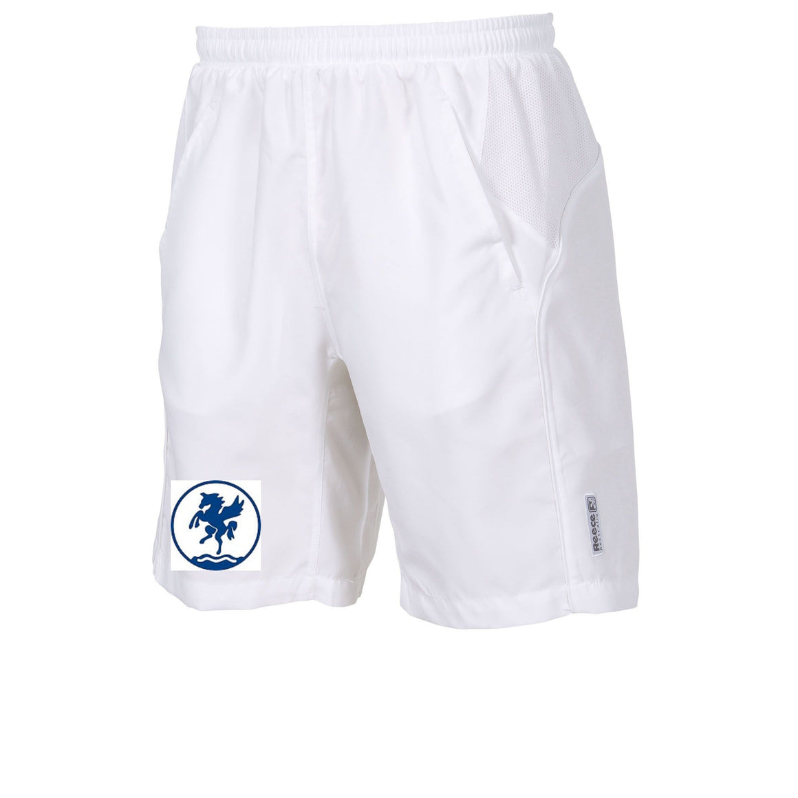 Leeds Hockey White Reece Shorts