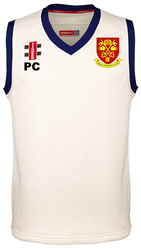 Pool C.C. Sleeveless Playing Sweater
