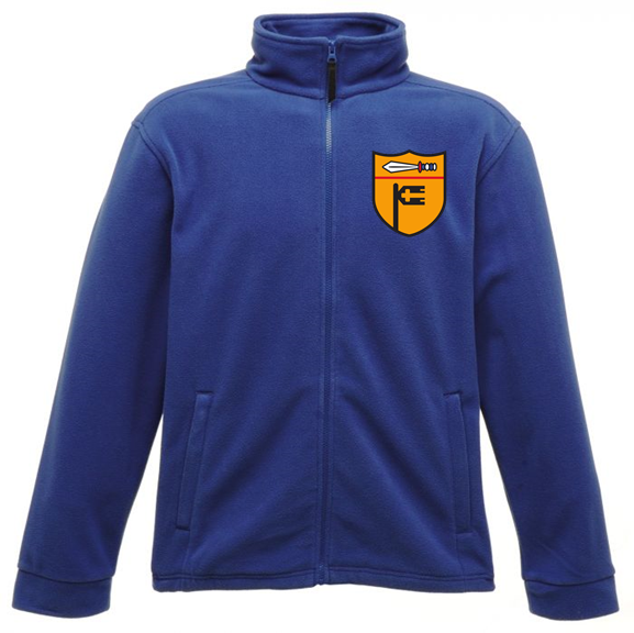 SS Peter & Paul Primary Zip Fleece