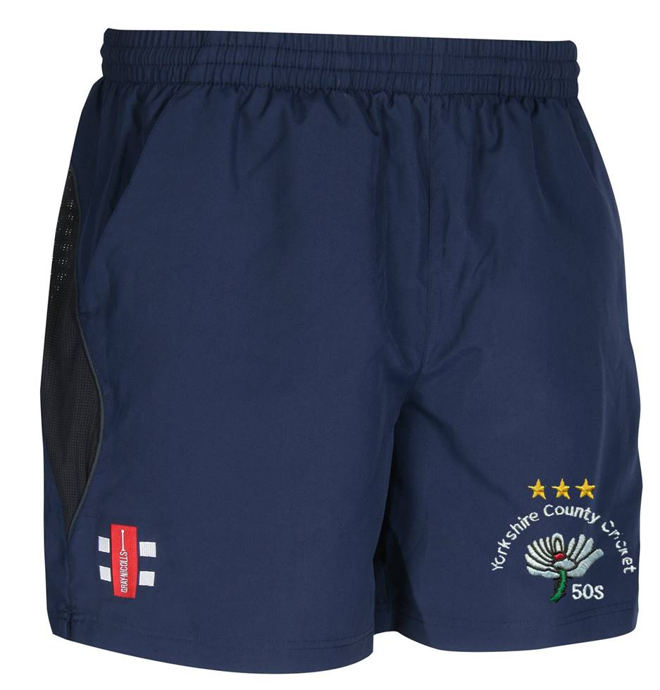 YCCC Over 50's Training Shorts