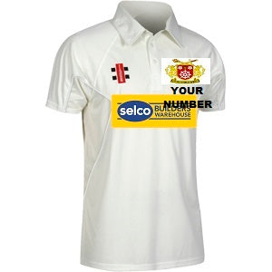 Osbaldwick CC Short Sleeve Playing Shirt