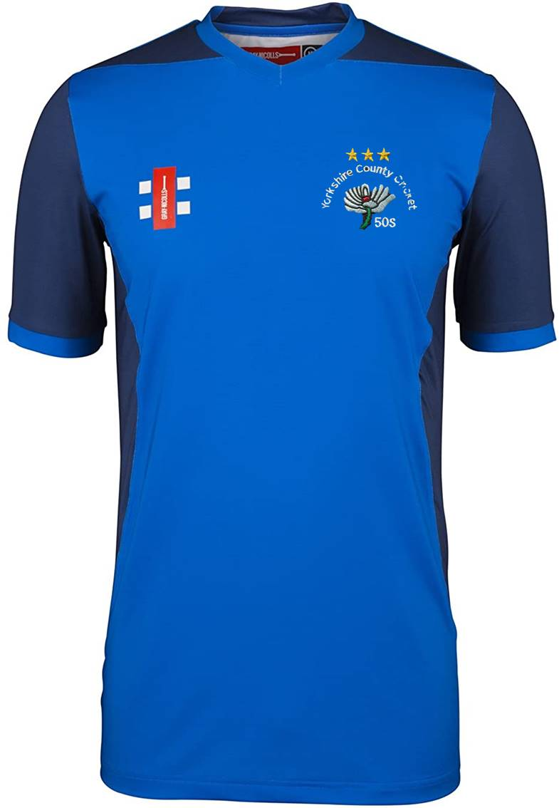 YCCC Over 50's Training Shirt