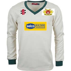 Osbaldwick CC Long Sleeve Playing Sweater