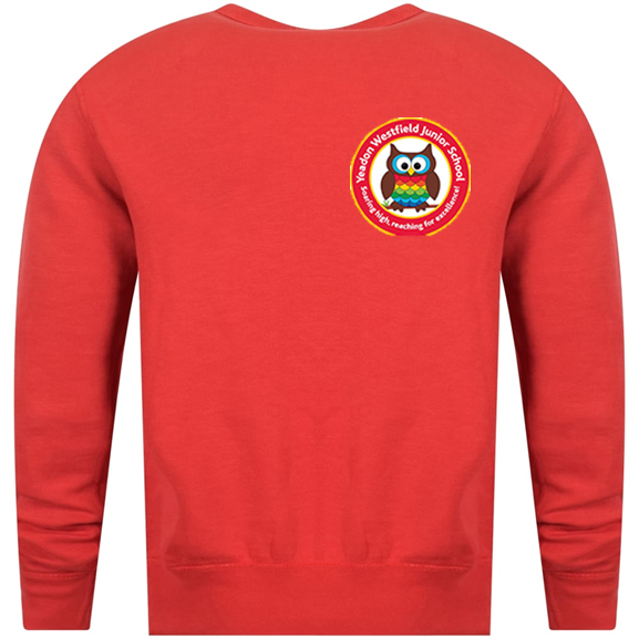 Yeadon Westfield Junior School Sweatshirt