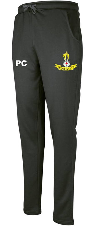 Yeadon C.C. NEW Senior Pro Performance Track Pant (Slim Fit)
