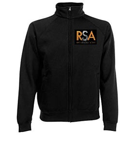 Ripon Stage Academy Black Sweat Jacket with Logo