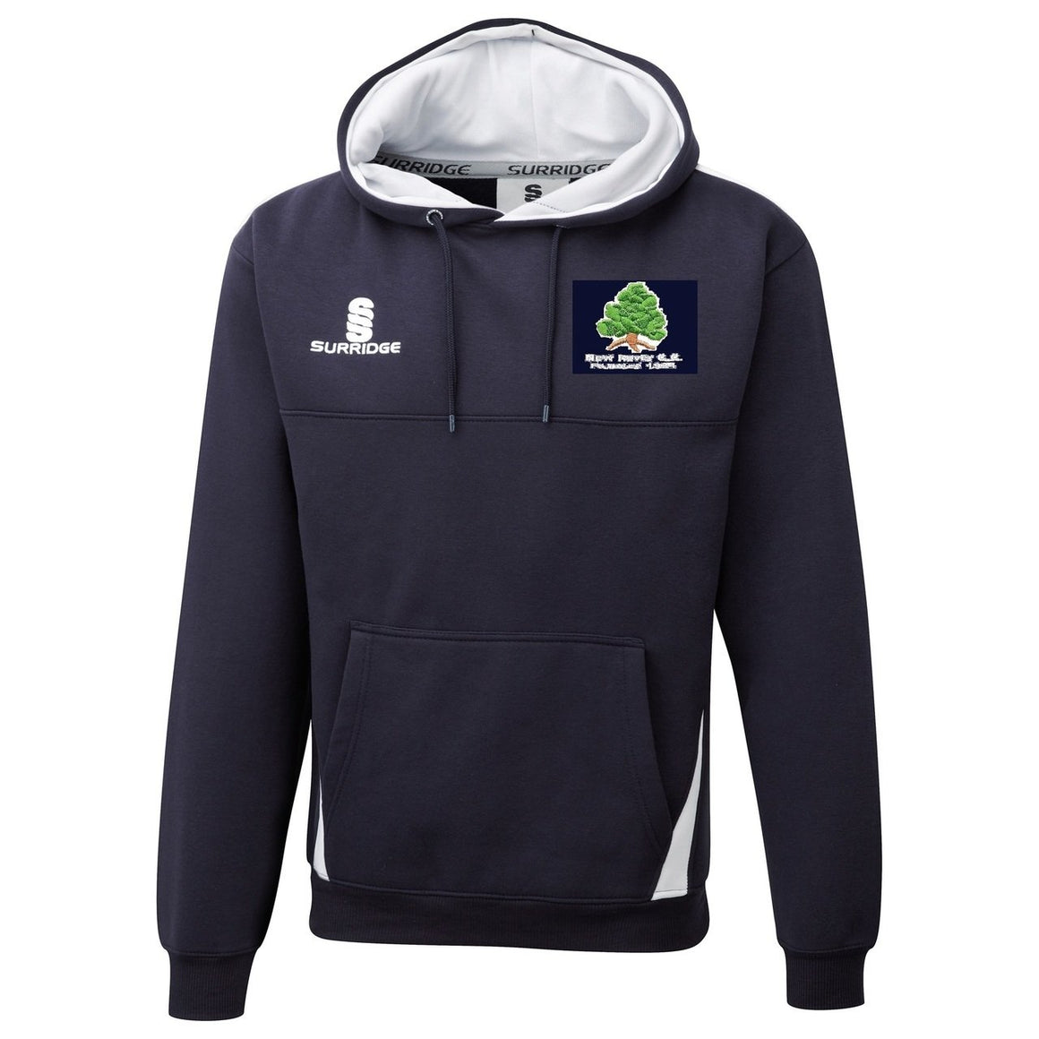 New Rover CC Blade Hooded Top