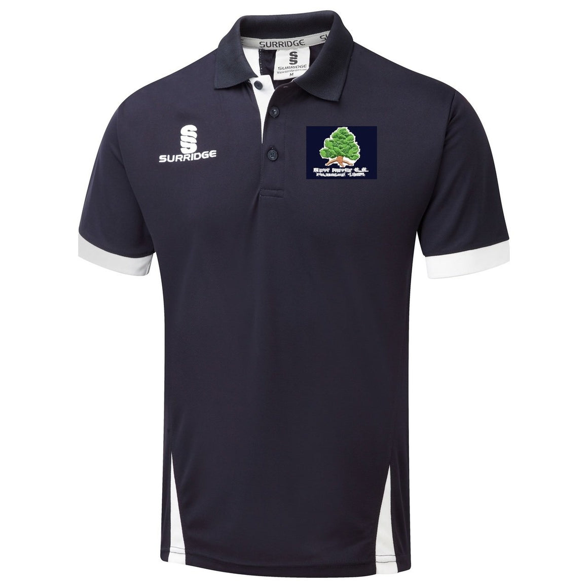 New Rover CC Blade Polo Shirt