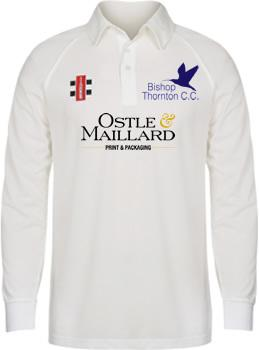 Bishop Thornton Long Sleeve Shirt