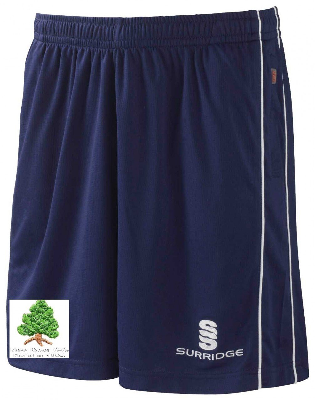 New Rover Junior Polywaffle Shorts