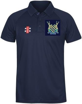 Hunslet Nelson CC Junior Matrix Polo Shirt