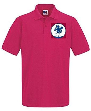 Leeds Hockey Pink Polo