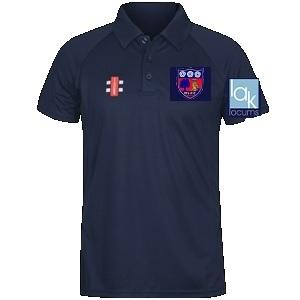 North Leeds Senior Matrix Polo Shirt