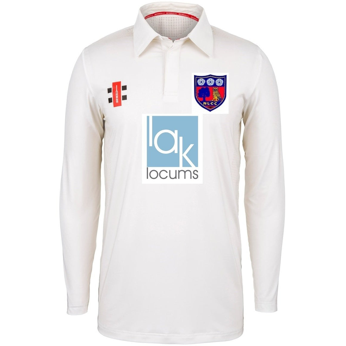 North Leeds Senior Short Sleeve Pro Perf L/S Shirt