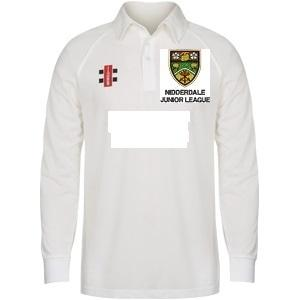 Nidderdale Junior Long Sleeve Shirt