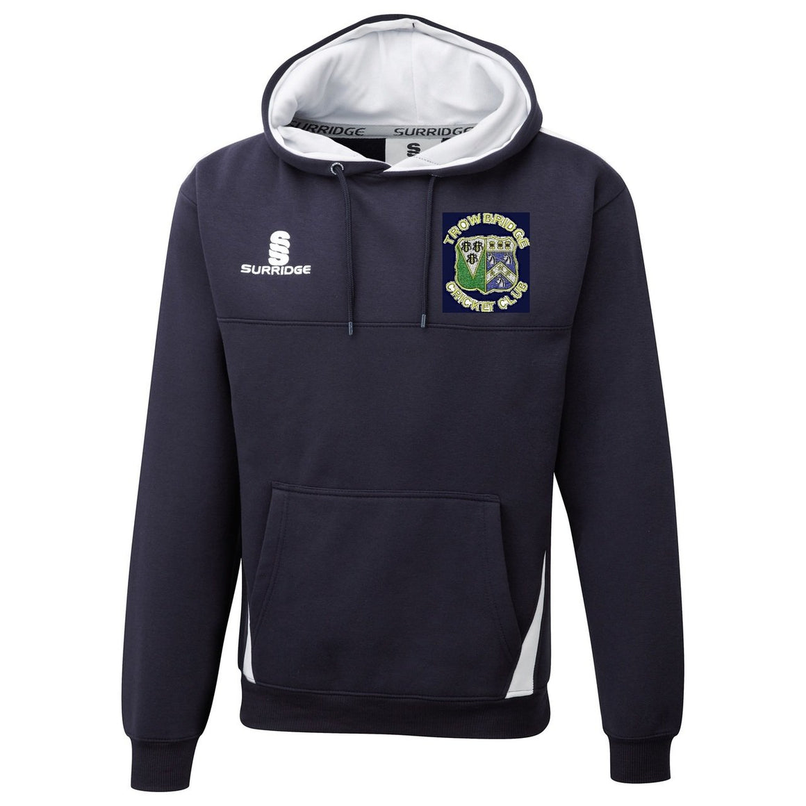 Trowbridge Junior Hooded Top