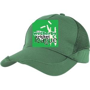 Wetherby Junior Cricket Cap