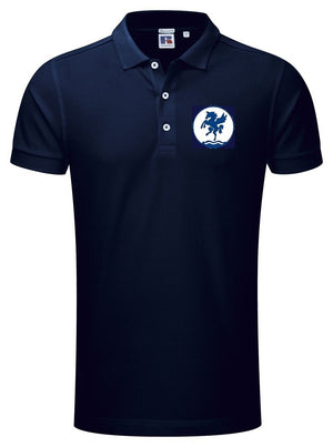 Leeds Hockey Club Navy Polo