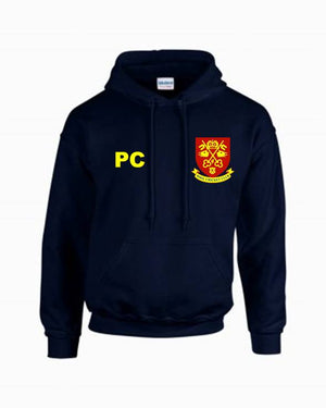 Pool C.C. Gildan Hooded Top