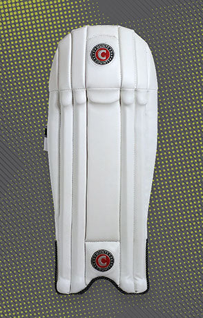 Hunts County Neo Adult & Youth Wicket Keeping Pad
