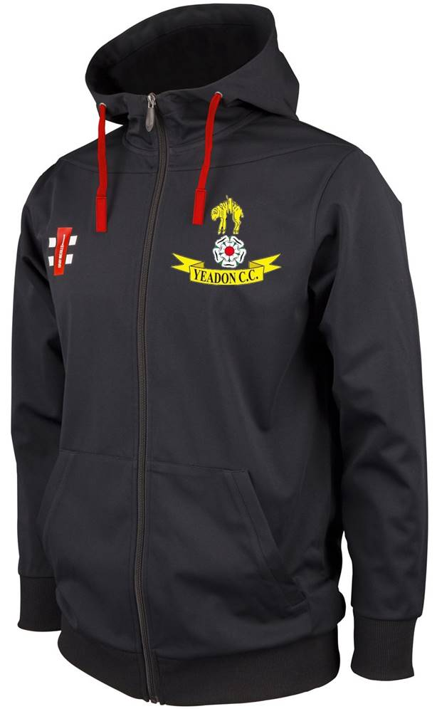 Yeadon C.C. NEW Senior Pro Performance Zipped Hoody